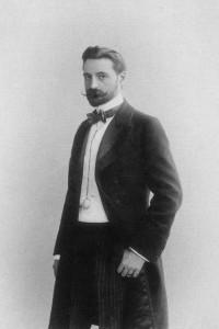 Князь С. М. Волконский