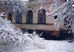 Дом С. М. Волконского в Борисоглебске